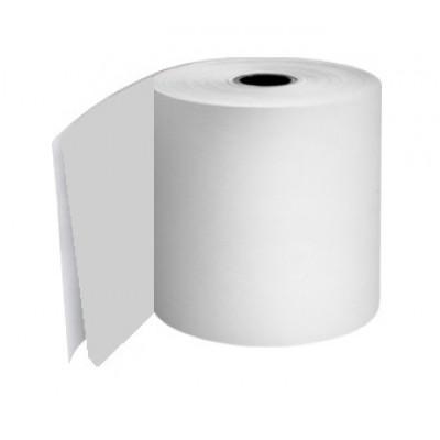 76mm 2 Ply Till Rolls White / White Boxed 20 - TR054